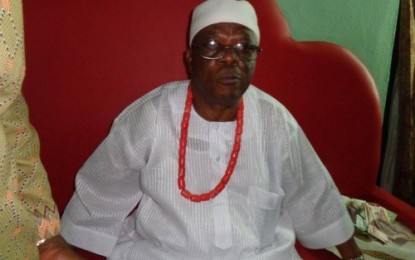 Onitsha has a new prime minister! Asagba Obi Elevated To Onowu Iyasele
