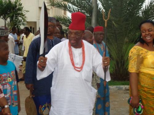 New Onowu Iyasele Of Onitsha Chief Ononye