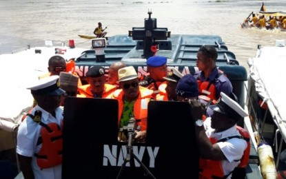 Anambra Battles Coastal Crime As Obiano Equips The Navy.