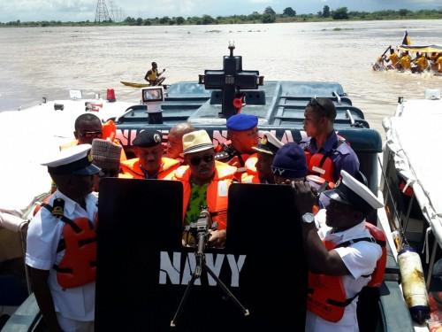 Anambra Battles Coastal Crime As Obiano Equips The Navy.
