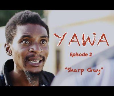 Laff It Off: Sharp Guy
