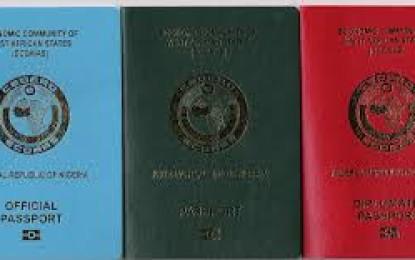 Buhari Bans Diplomatic Passports in Nigeria