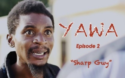 Laff It Off: Sharp Guy
