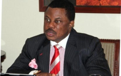 As School Opens On Monday Anambra renovated 1,500 schools.