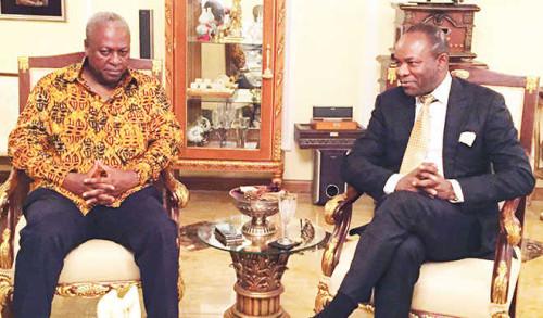 Ghana To Pay Nigeria =N=33.8BN Debt In 2016
