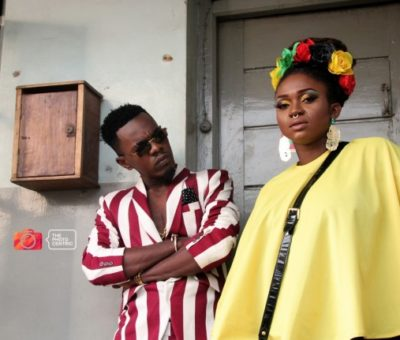 Waje And Patoranking  'Left for Good' (video)