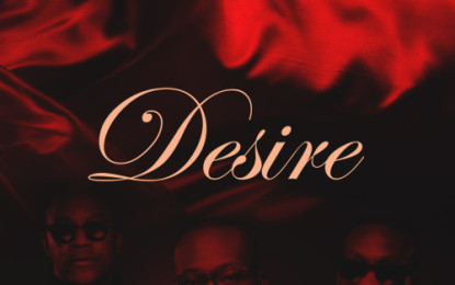 Mich, OZ ,Sheva drop steamy single 'Desire' new photos