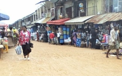 Nnamdi Kanu Prostest : South East Market Close On Tuesday In Solidarity