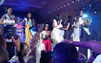 Miss Nigeria winner 2015, Pamela Peter-Vigboro Leesi (Pictures)