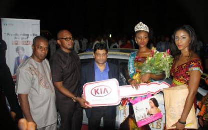 Chidinma Okeke Wins Miss Anambra 2015