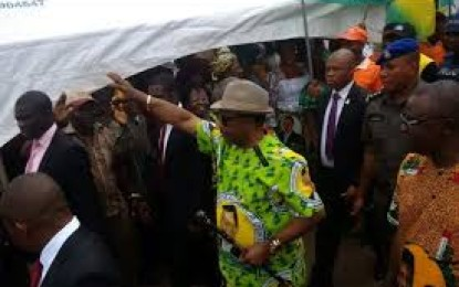 How Obiano Extinguished Nkpor New Auto Spare Parts Market leadership crisis