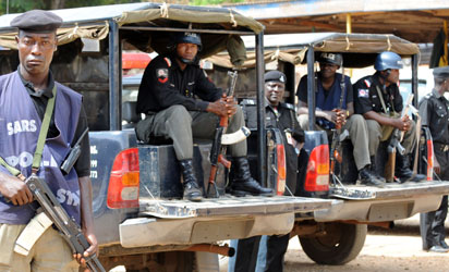 Government Officials And Traders Clash In Anambra State Market