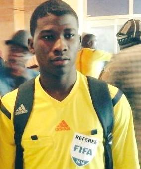 Nigeria Youngest FIFA Badge Referee Is Only 24