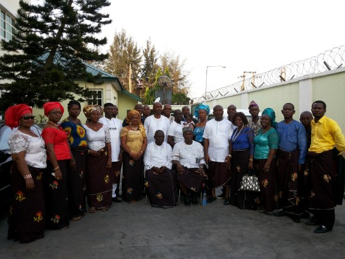 Umuasele Welfare Association (UWA) Of Onitsha Ends The Year In Grand Style In Lagos.