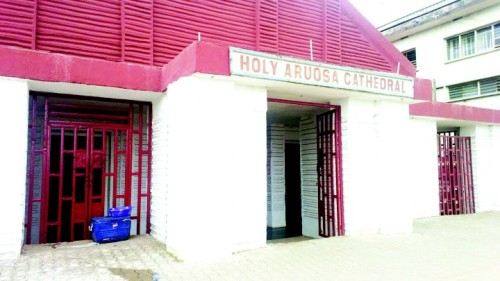 Church where Oba of Benin is General Overseer