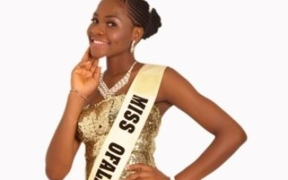 Meet! Jennifer Ekwerekwu Miss Ofala 2015