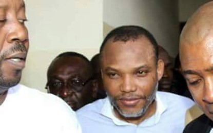 Face To Face With Nnamdi Kanu: The Man Behind Radio Biafra – Sun