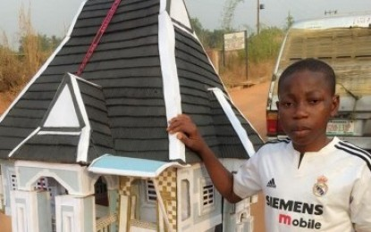 JSS 3 Student Built Duplex In Anambra State