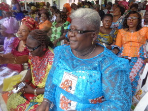 Dr(Mrs) Kanayo Chukwurah, Education Supervisor, Onitsha-South LGA