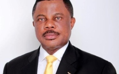 Gov. Obiano Partners With Irish Company To Construct Roads At Reduced Cost