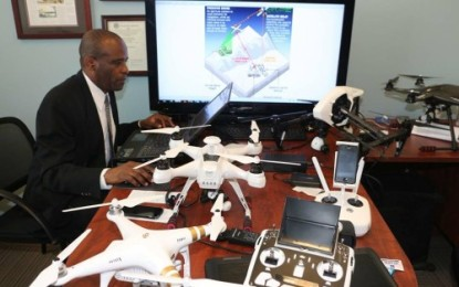 Meet The Nigerian That Makes Drone For U.S. Army