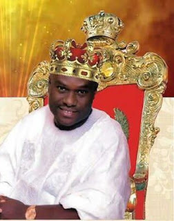 Ooni Of Ife Appointed The Youngest Chancellor Of UNN