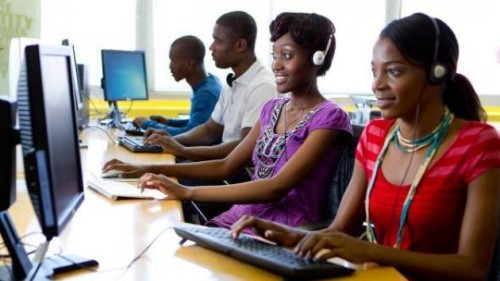 One Click Away To Digital Job Africa