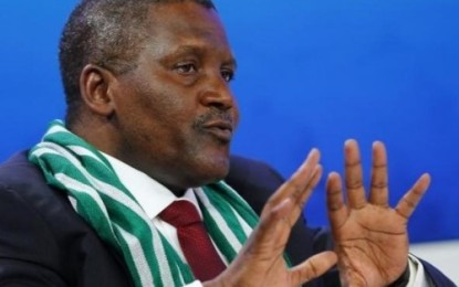 How My Company Succeeded – Dangote