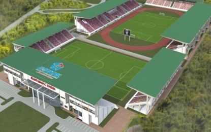 Ifeanyi Ubah Constructs $300m Stadium In Anambra