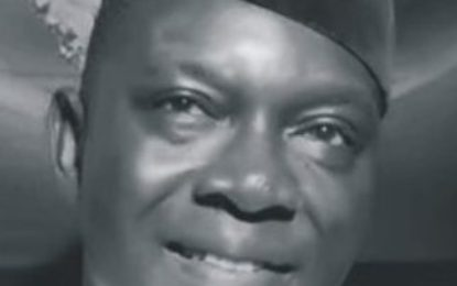 Past Senate Presidents In Nigeria (Pictures)