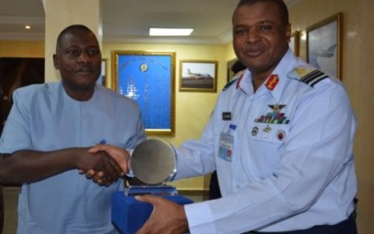 Innoson Signs MOU With Air Force For Fighter Jets' Spare Parts