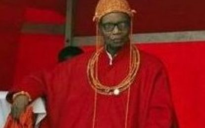 Great Pillar Of Chalk Is Broken – Oba Of Benin Is Dead