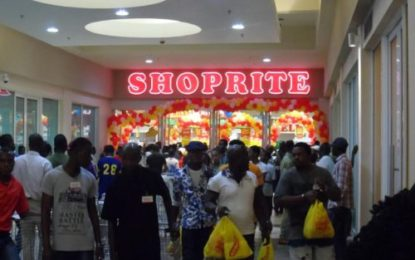 Onitsha Mall Opens It's Door For Business (Pictures)