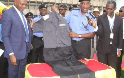 IG Approves New Uniform For SPY Police