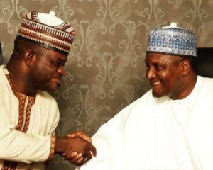 Dangote Set To Start Mining Coal In Kogi State