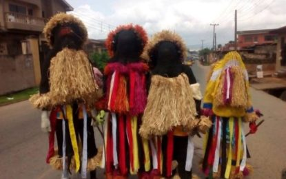 Origin Of Iwaji Festival In Onitsha