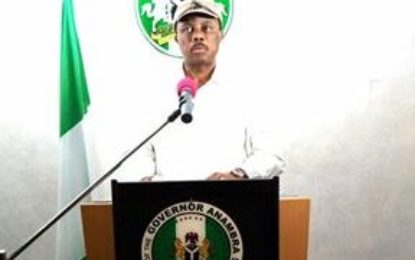 Anambra State Government Gives Economic Stimilus Against Recession