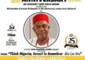 Obi Of Onitsha Speaks For Ndi Anambra Today (Pictures)