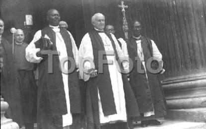 Bishop Alphonso Chukwuma Onyeabo, O.B.E. 1879-1954