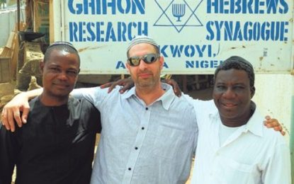 Anambra DNA Test Determines Jewish Igbo Origin