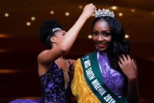 Miss Nigeria Wants Life Imprisonment For Rapists.