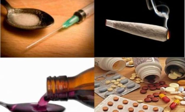 Drug Abuse Threatens Tomorrow's Leaders