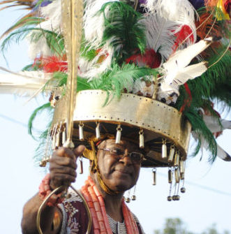 Glo-Sponsored Onitsha Ofala Festival Begins [ Pictures]