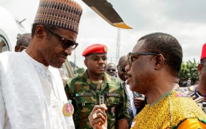 Anambra Polls: Buhari Congratulates Obiano