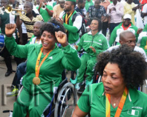 Anambra State Holds Sports For Disabled Persons In Otuocha Statdium