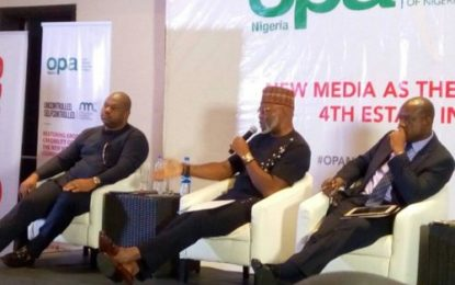 #OPANMC2018: OPAN Hosts Leading Personalities, New Media Publishers, Bloggers, PR Consultants & Social Media Influencers!