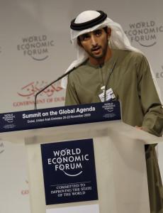 DUBAI, UNITED ARAB EMIRATES, 20NOV09 - Participants at the World Economic Forum's Summit on the Global Agenda 2009 held in Dubai, 20-22 November 2009. ..Copyright (cc-by-sa) © World Economic Forum (www.weforum.org/Photo Norbert Schiller)