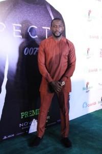 spectre nigeria premiere5