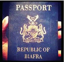 Biafra PASSPORT
