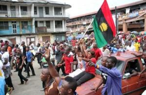 biafra ebonyi protest